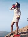 Selena in Teen Vogue