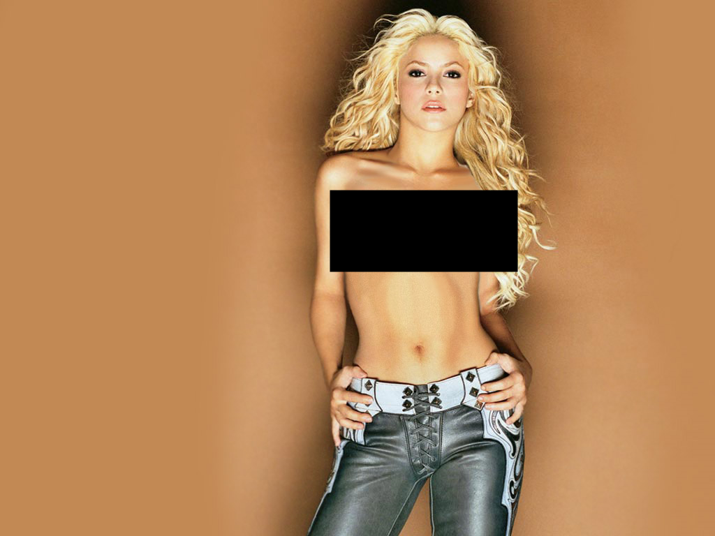 Shakira Images Shakira Nude Hd Wallpaper And Background Photos