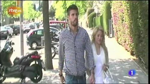 shakira and Piqué their embarrassing behavior is just too