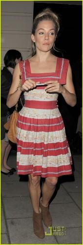 Sienna Miller: Flare Path Ends June 4!