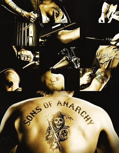 Sons of Anarchy - Opening credits