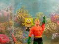 SpongeBob And Mermaid