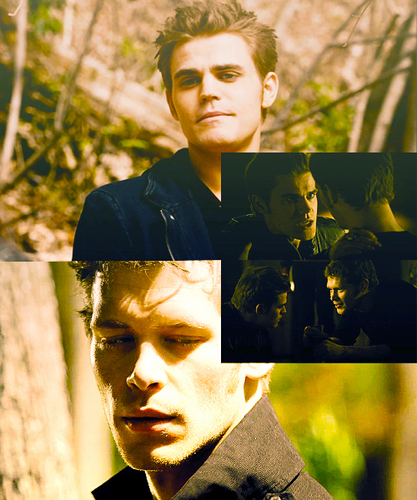 Stefan and Klaus=Team Klefan