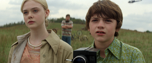 Super 8 Movie Stills