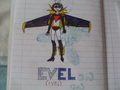 TFA:FanArt-Evel 2.0 - transformers-animated-series fan art