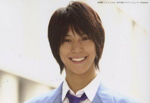 Takumi-kun Series: Niji-iro no Glass