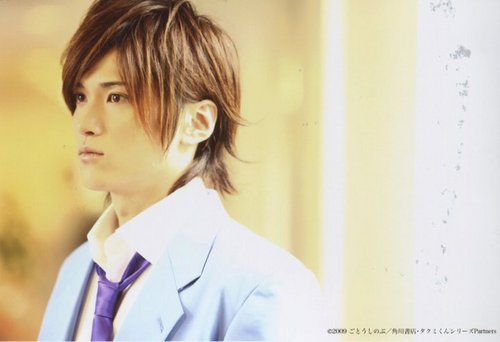 Takumi-kun Series: Niji-iro no Glass - takumi-kun-series Photo