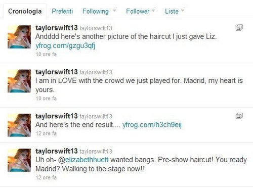 Taylor Twitter