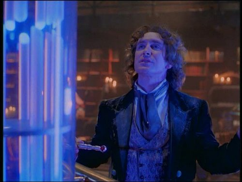 神秘博士 壁纸 with a business suit and a well dressed person called The Eighth Doctor