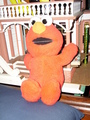 The Original Tickle Me Elmo doll from Tyco - sesame-street photo