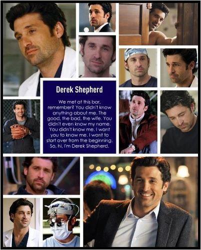 The Originals: Derek Shepherd