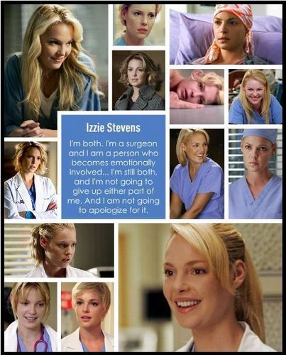 The Originals: Izzie Stevens