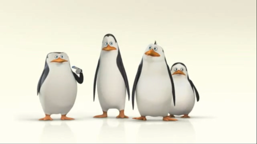 The Penguins Of Madagascar Mc