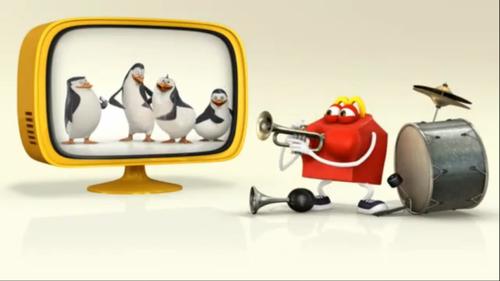 The Penguins Of Madagascar Mc