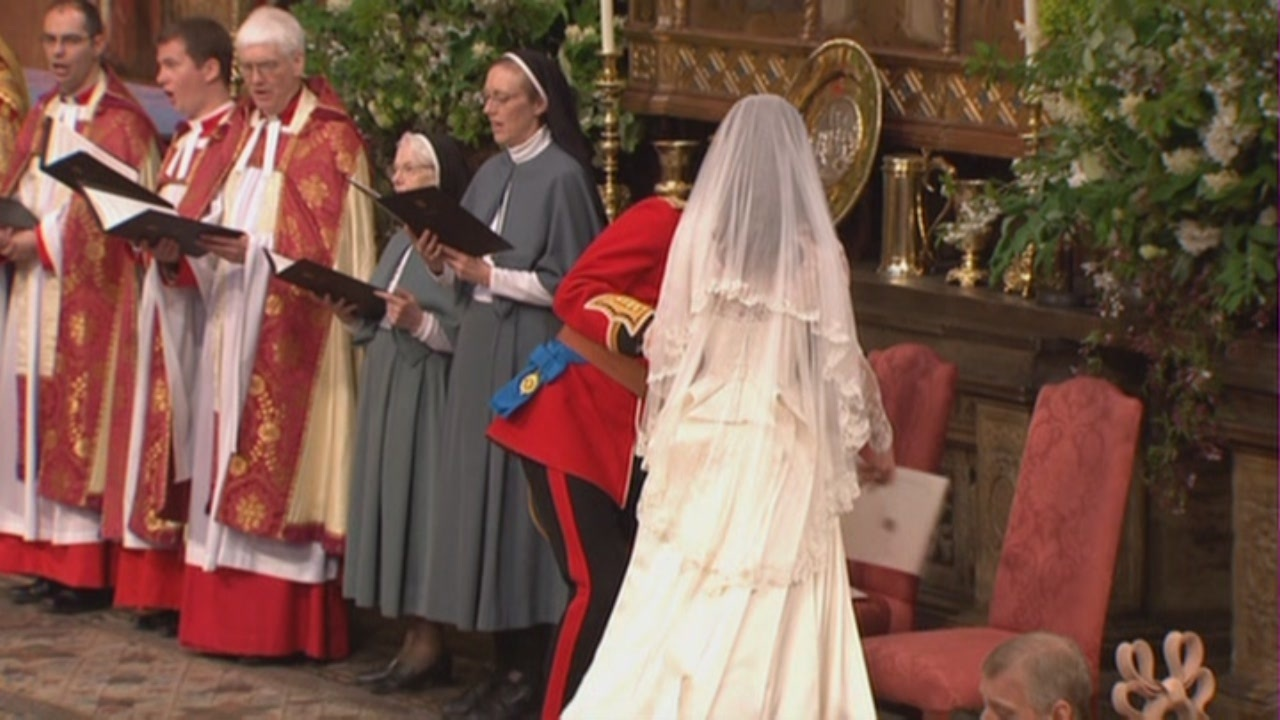 Kate Middleton And Prince William Wedding Invitation - The-Royal ...