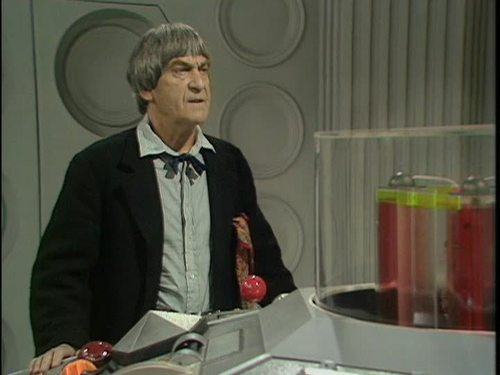 The secondo Doctor