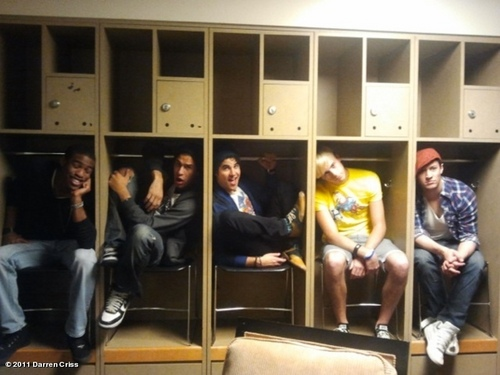 The Warblers on Tour