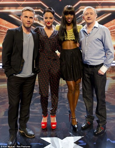 The X-Factor 2011  - the-x-factor Photo