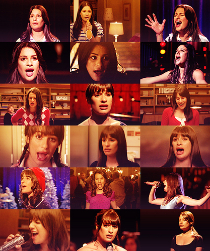 The faces of Rachel