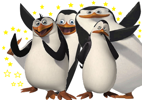 The team - penguins-of-madagascar Photo