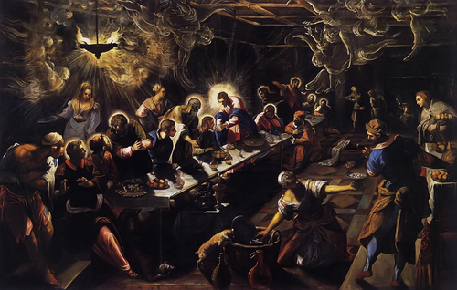 The_Last_Supper_Tintoretto