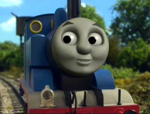 Thomas the Tank Engine Hintergrund called Thomas in Series 12
