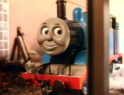 Thomas the Tank Engine achtergrond called Thomas in Series 2