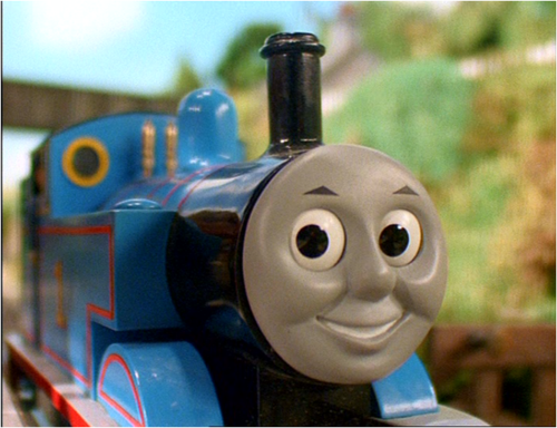 Thomas the Tank Engine Hintergrund titled Thomas in Series 3
