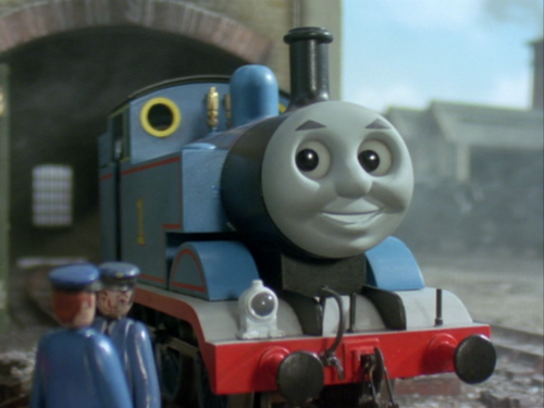 Thomas the Tank Engine wallpaper called Thomas in Series 6