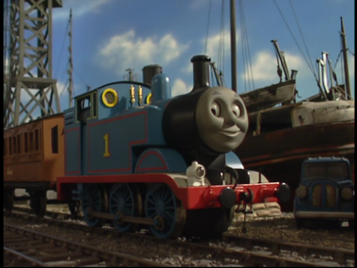 Thomas in Series 8