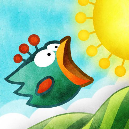 Tiny Wings Birdy-Thingy