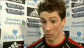 Torres post Chelsea match interview 07/11/2010 - fernando-torres screencap