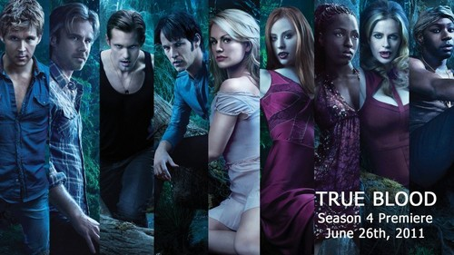 True blood Cast Season 4 Premiere litrato