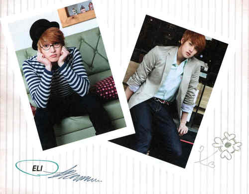 U Kiss - Brand New Kiss Photobook