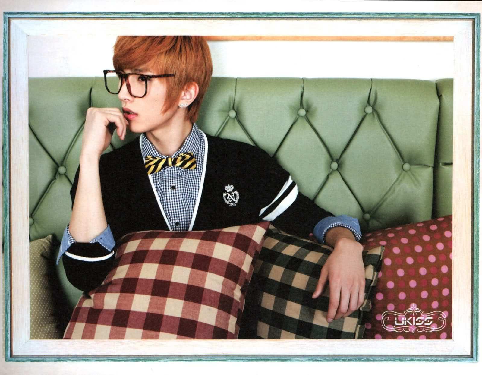 U Kiss - Brand New Kiss Photobook - u-kiss-%EC%9C%A0%ED%82%A4%EC%8A%A4 photo
