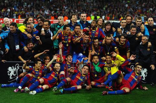 UEFA Champions League - FC Barcelona vs Manchester United (Final)