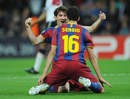 UEFA final match(Barcelona Vs Man U)Lionel Messi Pics