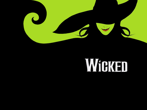 Wicked Logo fonds d'écran