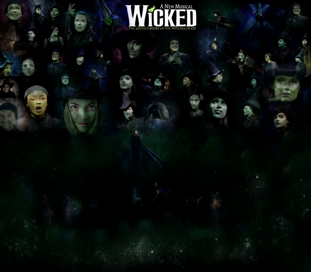 wicked logo wallpapers wicked photo 22511574 fanpop