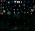 Wicked Logo 壁纸
