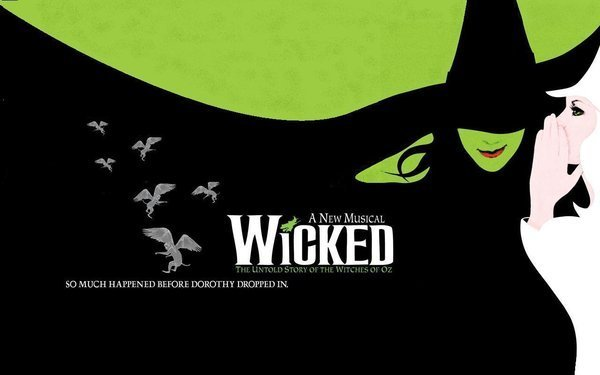 wicked logo wallpapers wicked photo 22511578 fanpop