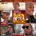 Wiz Khalifa Burn After Rolling Mixtape - wiz-khalifa photo