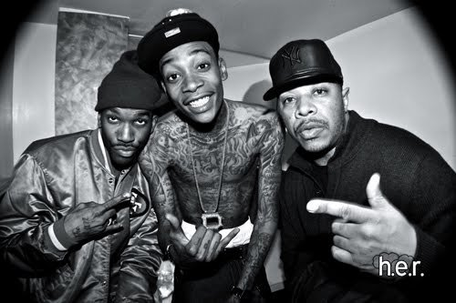 Wiz Khalifa & His دوستوں