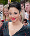 X-Factor Auditions in Birmingham - tulisa-contostavlos photo