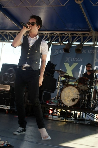 X102.9 Rock On The River II - panic-at-the-disco Photo