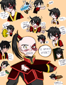Zuzu moe? .w. - zuko fan art