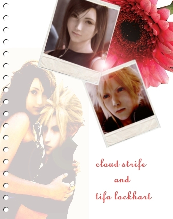 cloud and tifa - Final Fantasy VII Photo (15220232) - Fanpop