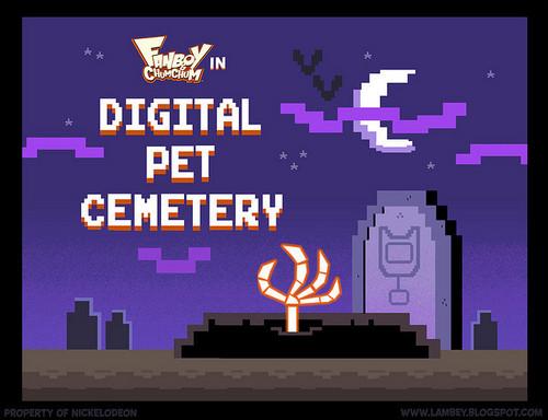 digital pet cemetery