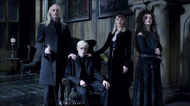 Bellatrix and Narcissa images family portrait wallpaper ...