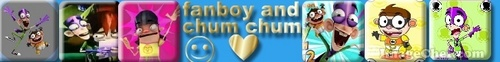 fanboy and chum chum banner